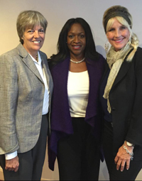 Judy Robinette - Start Up Funding Expert, Angie Greaves and Erin Brokovich - Campaigner