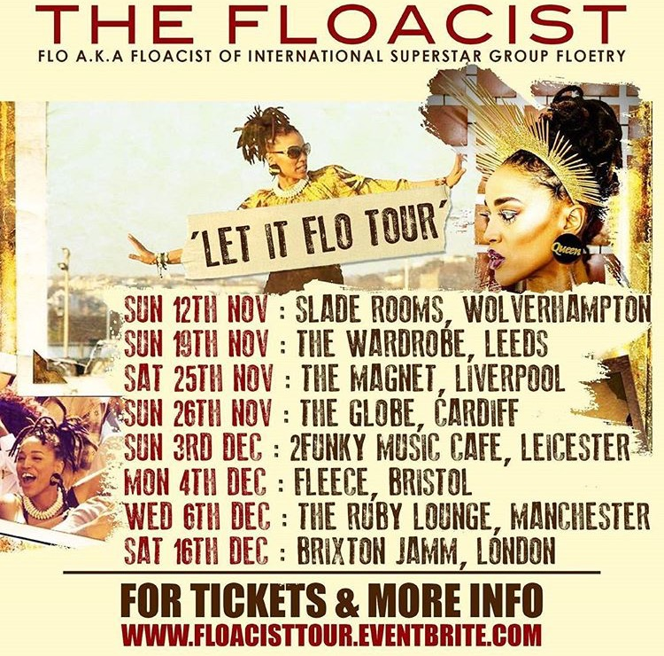 Let It Flo Tour
