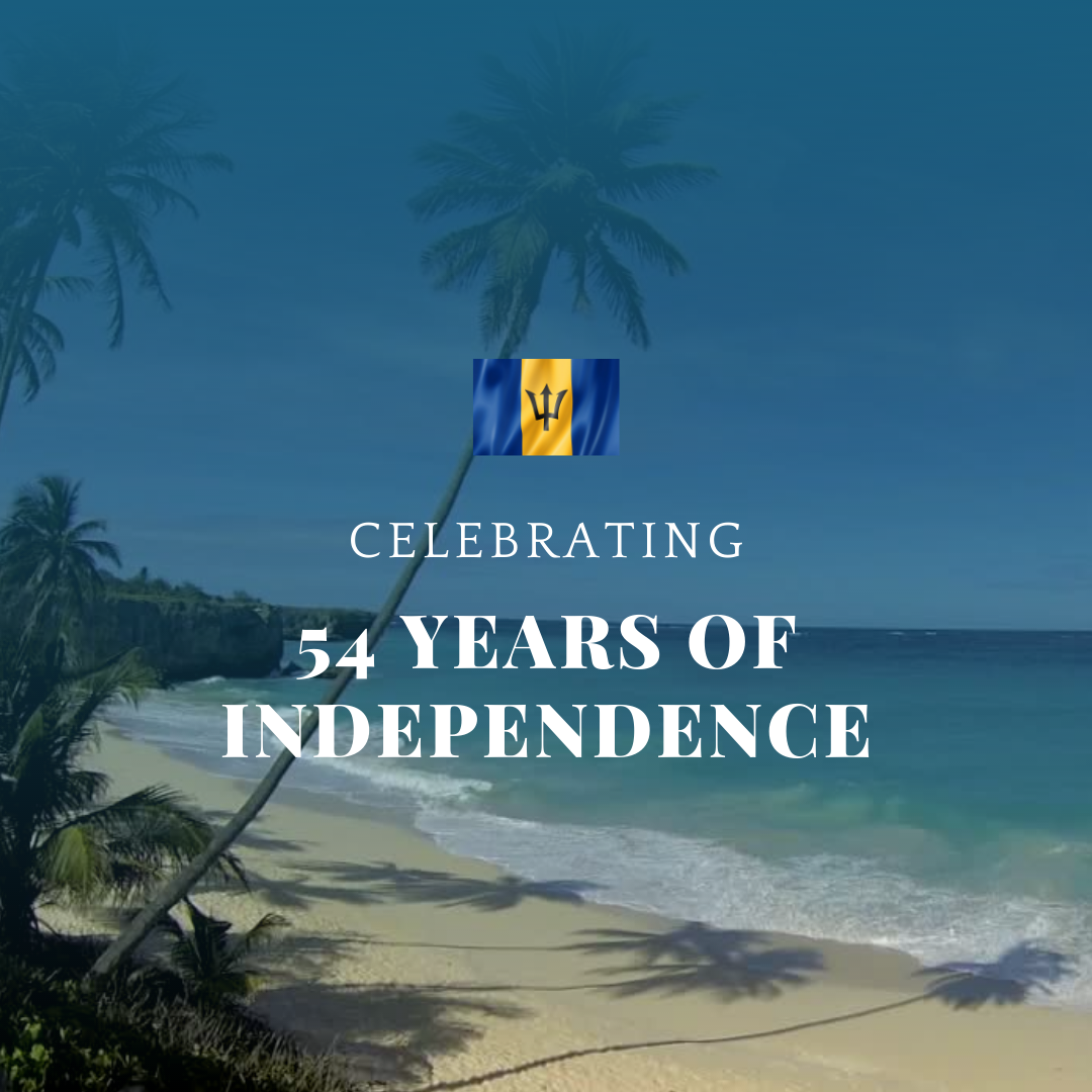 54 Years Barbados